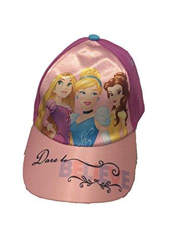 Arditex Disney Princess Original Girls Baseball Cap Hat Summer Sun Hat