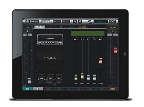 Soundcraft UI12 12-channel miscelatore digitale radiocomandato – nero