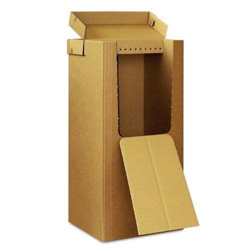 20 neue Kleiderboxen - Kleiderbox in Profi Qualität mit separatem Deckel incl Aufhängevorrichtung thumbnail