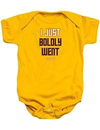 d75668877a15a Star Trek T-shirt manches courtes-- -bébé enfants