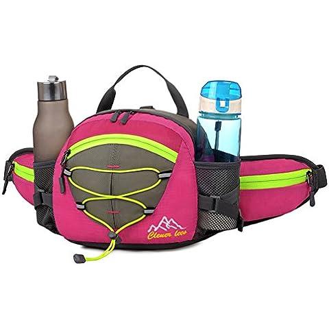 Grande capacità multi-funzionale borsa da viaggio spalla messenger bag borsa