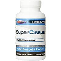 USP Labs Super Cissus RX Joint Support Capsules - Tub of 150