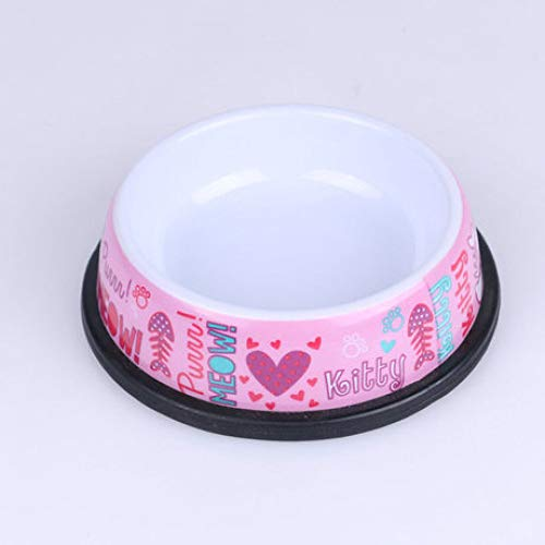 New Gummi Meow Cat Bowl Pink At All Costs Dishes, Feeders & Fountains