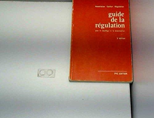 Guide de la régulation pour le chauffage et la climatisation