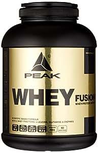 Peak Whey Fusion, Erdbeer, 2260 g
