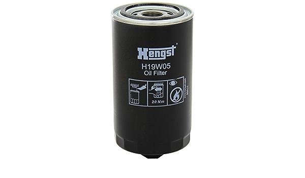Hengst H19w05 Oil Filter Element Auto