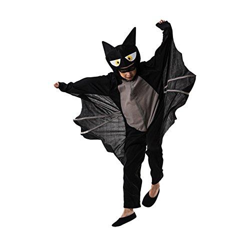 Imagen de disfraz de murciélago para niño