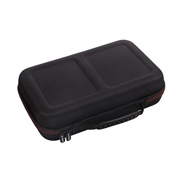 LTGEM EVA Estuche Duro de Transporte de Almacenamiento de Bolsa para NOCO Genius Boost Pro GB150 4000 Amp 12V UltraSafe…