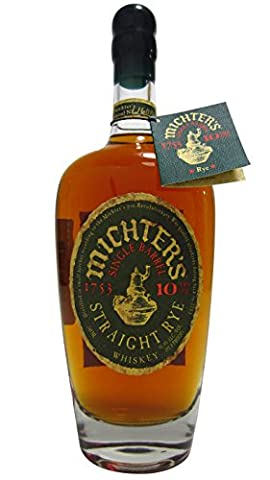 Michter's - Single Barrel Straight Rye - 10 year old Whisky