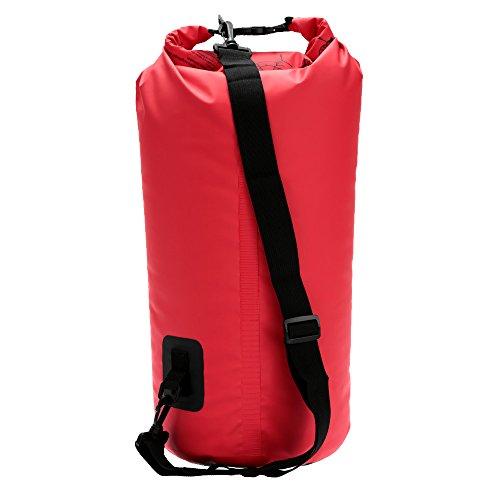 Outdoor Water Dry Bag im Praxis Test: Fakten und Besonderheiten - 3