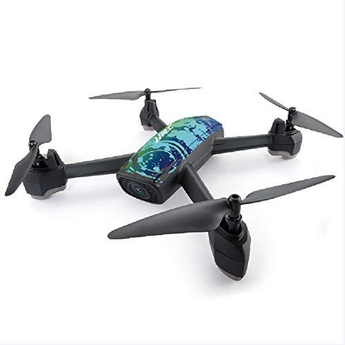 SEXTT Ferndrohne GPS zurück nach Hause vierachsige Flugzeuge 720P HD Luftbildfernsteuerung Flugzeuge intelligente Batterie, Lange Reichweite