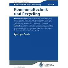 Kommunaltechnik + Recycling: europa-guide