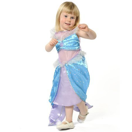 Girls Mermaid Fancy Dress Costume 7-8 Years by GSC