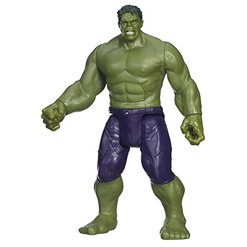 Avengers: Age of Ultron Titan Hero Tech Electronic Interactive Hulk Action Figure