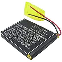 Batería para Garmin Foretrex 401, Foretrex 405, Fenix 3 (290mAh) 361-00034-01