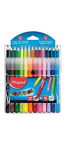 Feutres color peps Maped