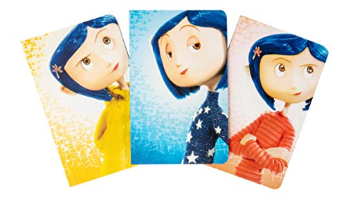 Coraline Pocket Notebook Collection (Pocket Notebook Collection 3- set) por Insight Editions