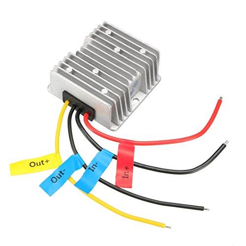 sourcing map DC12V(9V~24V) auf DC24V10A240W Spannungswandler Regler wasserdicht Transformator DE de