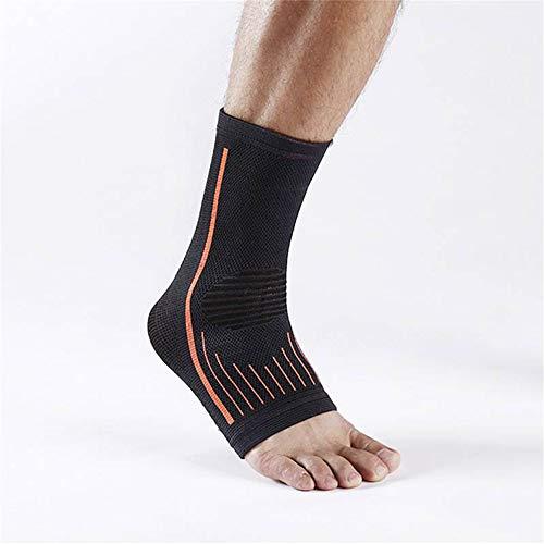 OOFAYWFD Gestrickte Warme Fußpflege Fuß Hülse Knöchel Compression Brace Unterstützung Outdoor Sports Gym Fitness (1PCS)