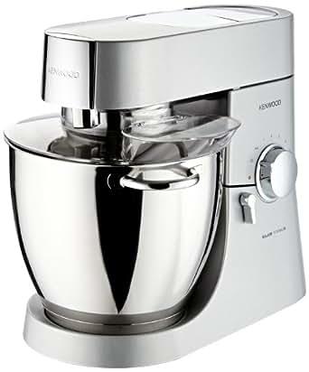 Kenwood Chef Major Titanium Stand Mixer - Silver