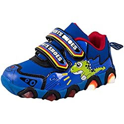 b2ccfd77112 Cinnamou Niño Antideslizante Seguro Bebé Zapatillas Lindo Dibujos Animados  Pata de Dinosaurio Niña Niños Zapatos de