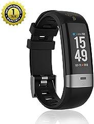 MevoFit Drive-Care ECG-Fitness-Band & Smart Watch for Fitness & Heath PRO: Stylish-Sporty-Health-ECG-F