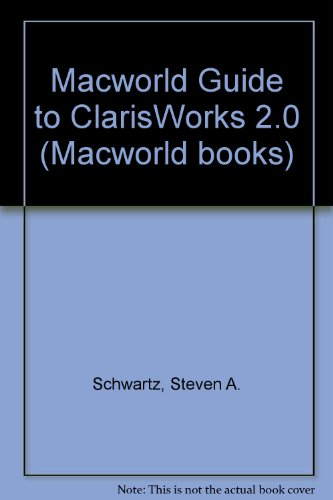Macworld Guide to ClarisWorks 2.0 (