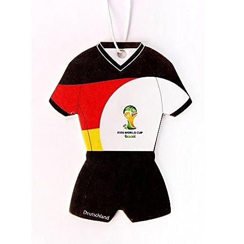 FIFA Weltmeisterschaft 2014 Brasilien - Auto Lufterfrischer Trikot Deutschland