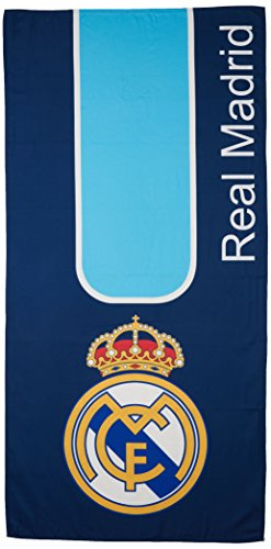 Secaneta Toallas de Playa Jaquard Real Madrid