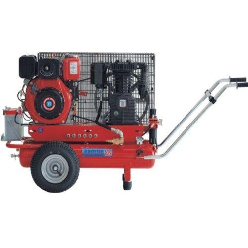 Speroni - motocompressore aria TTD 3460/610 Airmec 610 lt/min professionale compressore con...