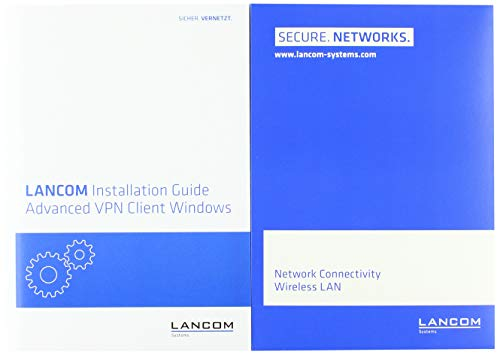 LANCOM Advanced VPN Client Lizenz für 1 Benutzer für Windows (Computer-software-antivirus)