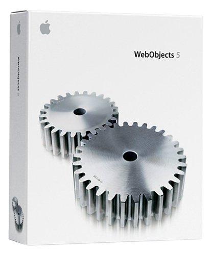 Apple WebObjects 5.2 EN CD Mac
