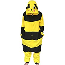 Pijamas de Disfraces Cosplay de Animales Adultos,abejorro