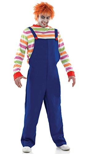 Men'Evil Dummy Kostüm für -