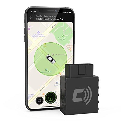 CARLOCK - Hochentwickeltes Echtzeit Auto Tracking & Alarmsystem. Einschließlich Gerät & Mobile App. Verfolgt Ihr Auto in Echtzeit & Benachrichtigt Sie bei Verdächtigen Aktivitäten. OBD System