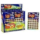 Multi Buy - 5 x Packets 8 Shot Ring Caps - Total 125 Rings (1000 Shots)