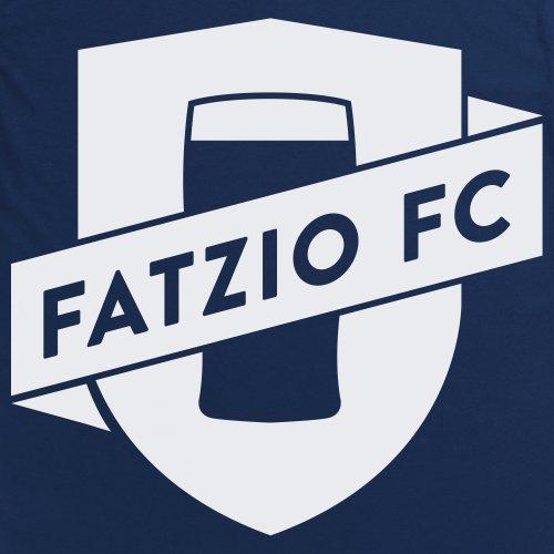 Fatzio FC T-Shirt, Damen Dunkelblau