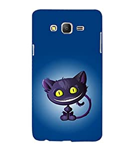 printtech Lord God Shiva Back Case Cover for Samsung Galaxy On7