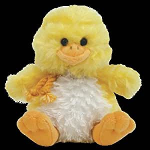 Ty Poussin en peluche Coop The Chick 10,16 cm