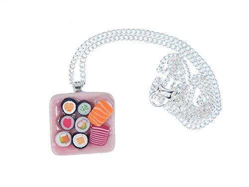 sushi-miniblings-collana-a-catena-piatto-60-cm-specialit-alimentari-giapponesi