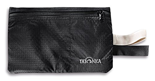 Tatonka Geldaufbewahrung Flip In Pocket, Black, 12,5 x 19 x 1 cm
