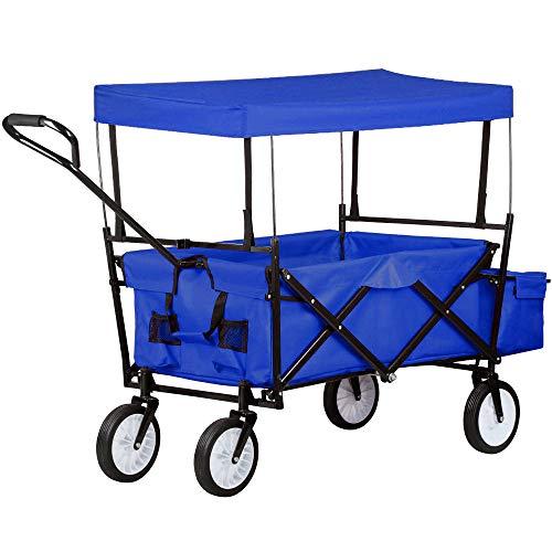 HENGMEI Carretillas Carro Plegable Carrito transportador
