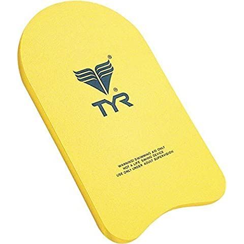 TYR Kickboard Yellow One Size LKB by TYR