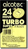 10 x Alcotec Turbohefe 24H - 14% Alkohol in 24 Stunden