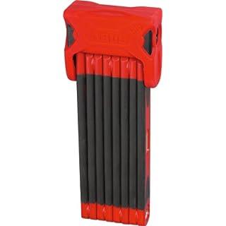 ABUS Faltschloss 6000/120 Bordo Big, Red, 120 cm, 54129
