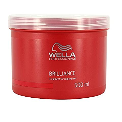 Wella Brilliance Treatment Mask 500ml coarse [Personal Care]