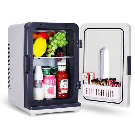 CZBXO Auto Dual-Mini-Kühlschrank Haushaltsklein Refrigeration Breast Quarters Drugs -