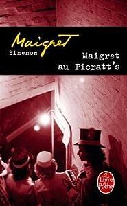 "Afficher ""Maigret. Maigret au Picratt's"""