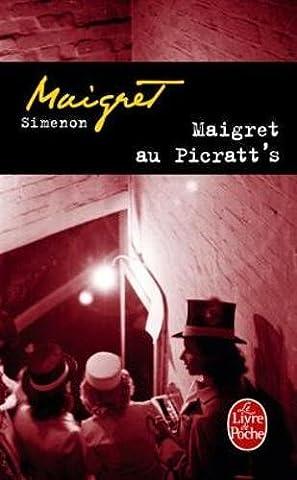 Simenon Maigret - Maigret au