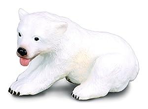 Collecta - Cachorro Oso Polar - Sentado -S- 88216 (90188216)